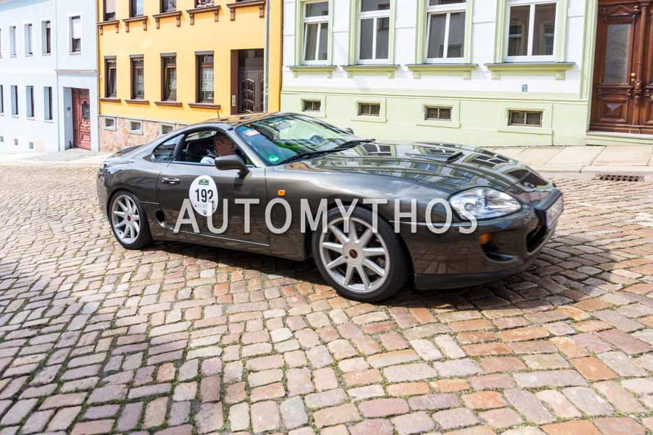 Automythos | 15. Sachsen Classic 2017 | 192 | Lothar Schubert & Jörg Schubert | Toyota Supra