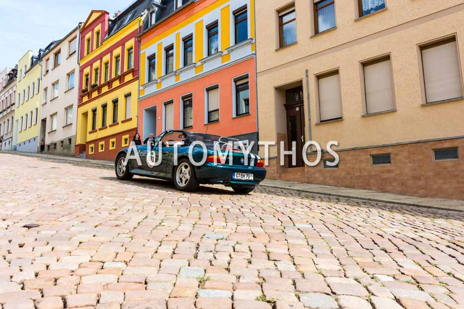 Automythos | 15. Sachsen Classic 2017 | 193 | Tomas Puttkammer & Bernd Kippig | BMW Z3