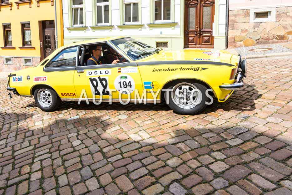 Automythos   15. Sachsen Classic 2017   194   Alexander Bloch & Philipp Meier   Opel Comodore bgs-e