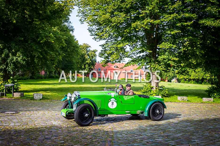 Automythos | 10. Hamburg Berlin Klassik 2017 | 2 | Ralf Klaus & Hans Georg Ahrens | Talbot London 90 AV