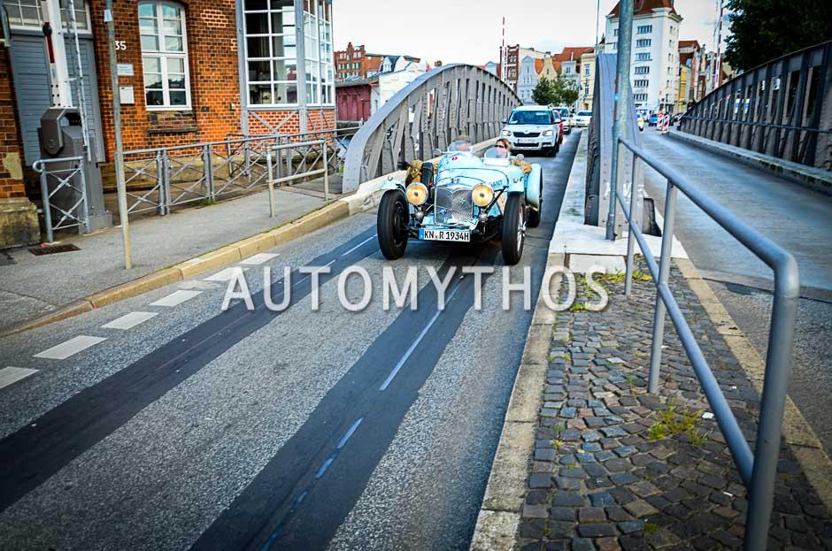 Automythos | 10. Hamburg Berlin Klassik 2017 | 3 | Christoph Karle & Steffi Karle | Riley Special