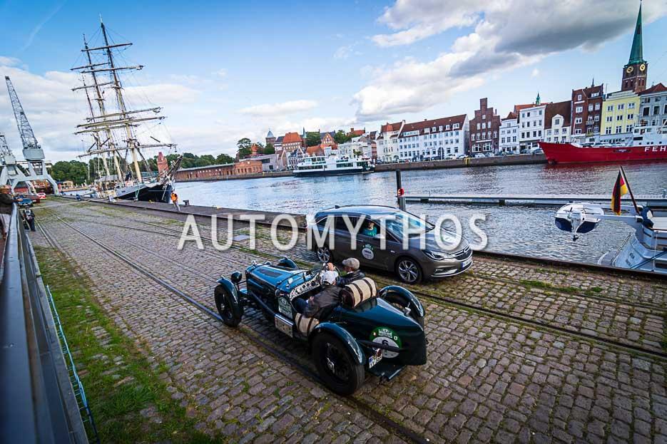 Automythos | 10. Hamburg Berlin Klassik 2017 | 6 | Thoralf Volkens & Marius Seppmann | Alvis Silver Eagle