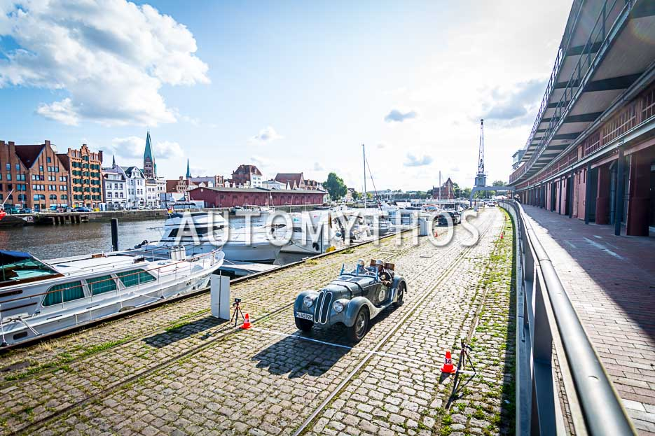 Automythos | 10. Hamburg Berlin Klassik 2017 | 7 | Valentin Schaal & Ulrike Dörner-Schaal | BMW 328