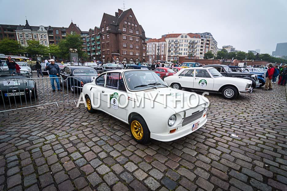 Automythos | 10. Hamburg Berlin Klassik 2017 | 8 | Jens Herkommer & Alexander Broch | Skoda 130 RS