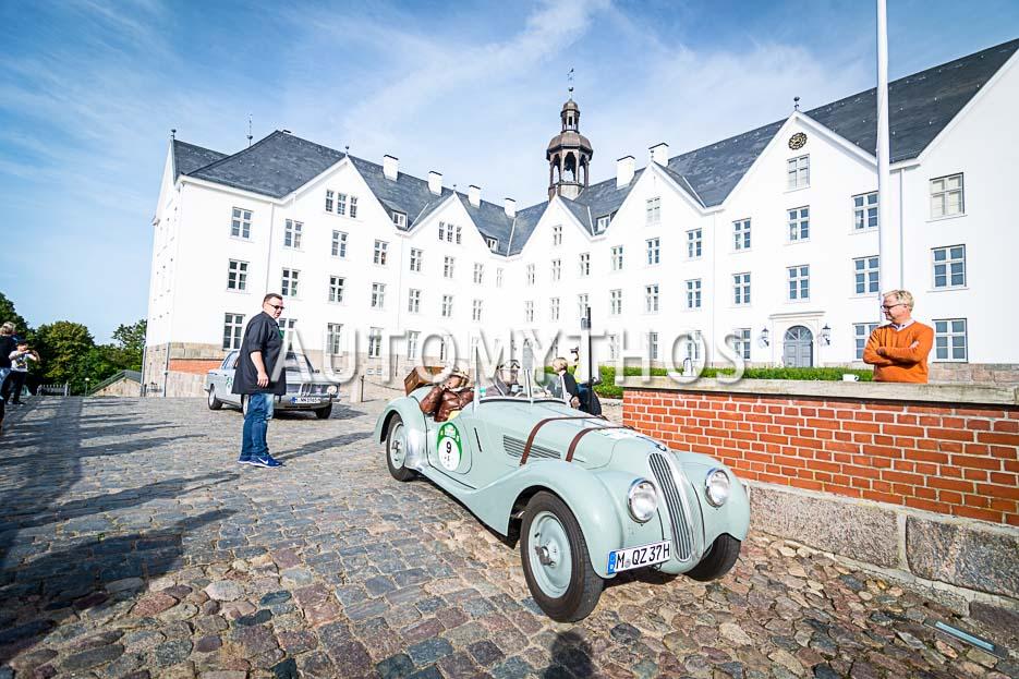 Automythos | 10. Hamburg Berlin Klassik 2017 | 9 | Fritz Schoppe & Christiane Schoppe | BMW 328