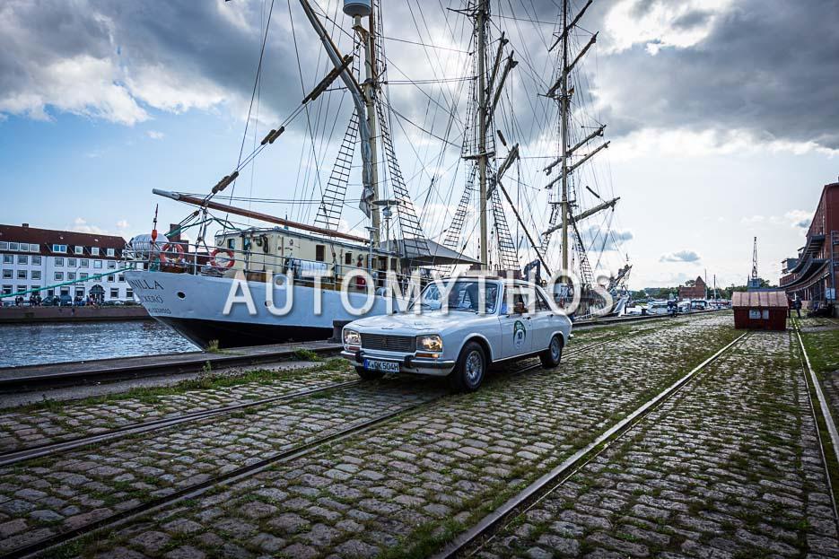Automythos | 10. Hamburg Berlin Klassik 2017 | 10 | Marco Heisch & Alexander Seidel | Peugeot 504 GL