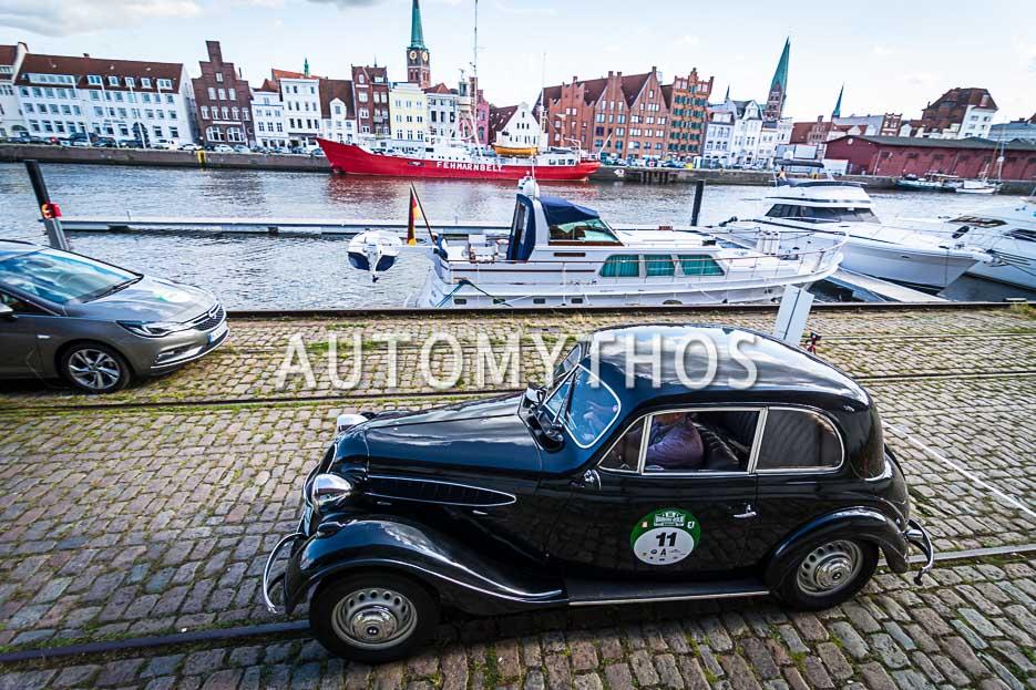 Automythos | 10. Hamburg Berlin Klassik 2017 | 11 | Sven Kristkeitz & Detlef Schamuhn | BMW 320