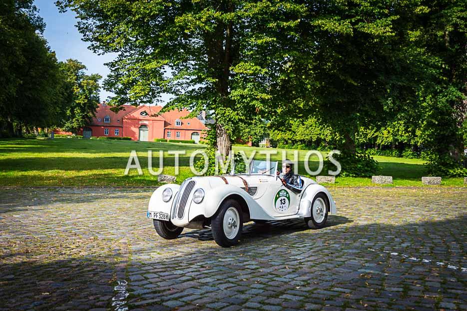 Automythos | 10. Hamburg Berlin Klassik 2017 | 13 | Ulrich Knieps & Katarina Witt | BMW 328