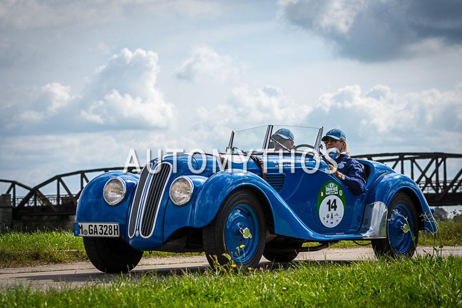 Automythos | 10. Hamburg Berlin Klassik 2017 | 14 | Leopold Prinz von Bayern & Norbert Pokorny | BMW 328