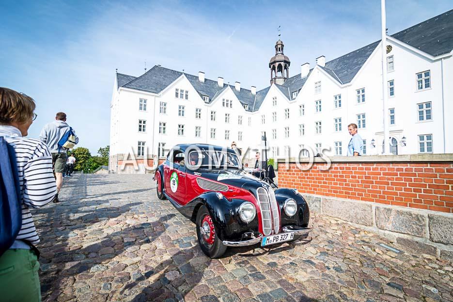 Automythos | 10. Hamburg Berlin Klassik 2017 | 15 | Benny Hiltscher & Ralf Bernert | BMW 327/28 Sport-Coupé