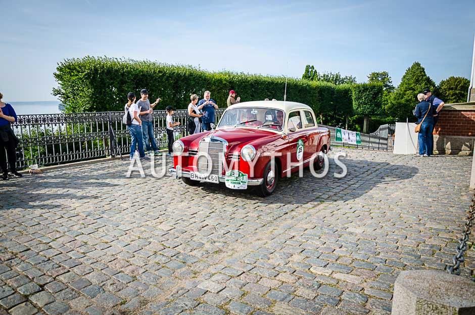 Automythos | 10. Hamburg Berlin Klassik 2017 | 25 | Michael Hannig & Kristof Hannig | Mercedes-Benz 180