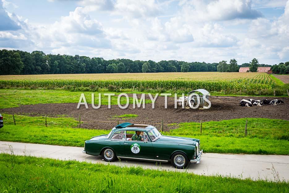 Automythos | 10. Hamburg Berlin Klassik 2017 | 26 | Pieter Wasmuth & Andrea Wasmuth | Alvis TE 21