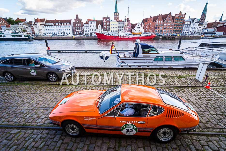 Automythos   10. Hamburg Berlin Klassik 2017   32   Christian Geistdörfer & Henning Hinze   Volkswagen SP 2