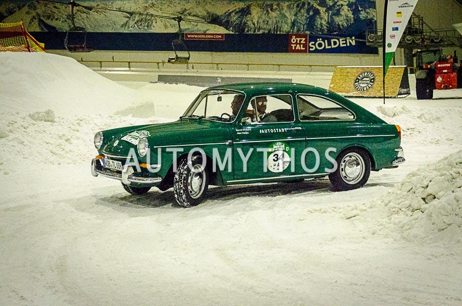 Automythos | 10. Hamburg Berlin Klassik 2017 | 34 | Bernd Wieland & Alan Hadjio | Volkswagen 1600 TL Typ 3