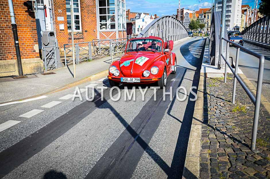 Automythos | 10. Hamburg Berlin Klassik 2017 | 39 | Michael Roth & Heinz-Joachim Thust | Volkswagen 1303 Cabriolet Oettinger