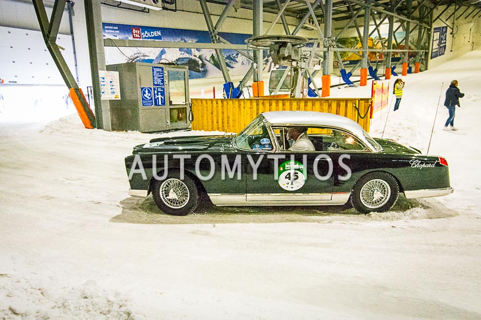 Automythos | 10. Hamburg Berlin Klassik 2017 | 45 | Karsten Höhns & Sylvia Höhns-Ahlers | Facel Vega FV3B