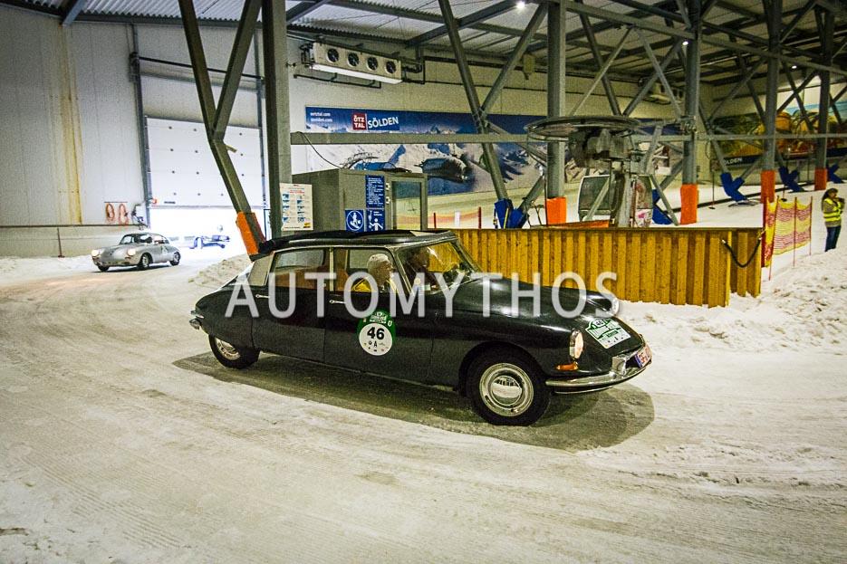 Automythos | 10. Hamburg Berlin Klassik 2017 | 46 | Jürgen Peters & Ulrich Eikmeier | Citroën DS 19