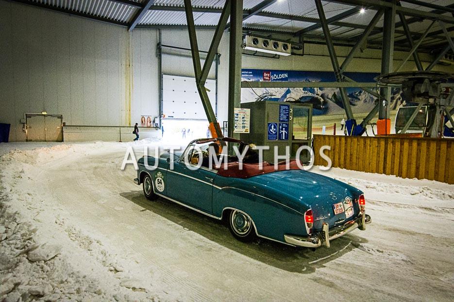 Automythos | 10. Hamburg Berlin Klassik 2017 | 54 | Marcus Soujon & Claudia Soujon | Mercedes-Benz 220 S Cabriolet