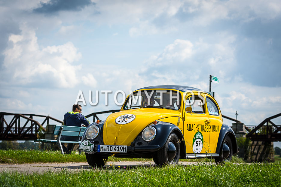 Automythos | 10. Hamburg Berlin Klassik 2017 | 57 | Lars Soutschka & Frank Reichert | Volkswagen 1200