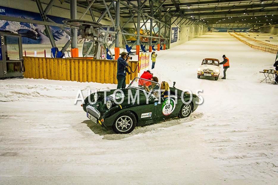 Automythos | 10. Hamburg Berlin Klassik 2017 | 60 | Nina Kurth & Miriam Franke | Austin-Healey Sprite Mk I