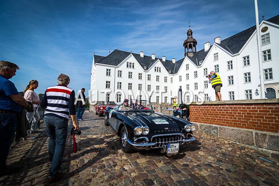 Automythos | 10. Hamburg Berlin Klassik 2017 | 63 | Olaf Meyers & Manfred Wermelskirchen | Chevrolet Corvettte