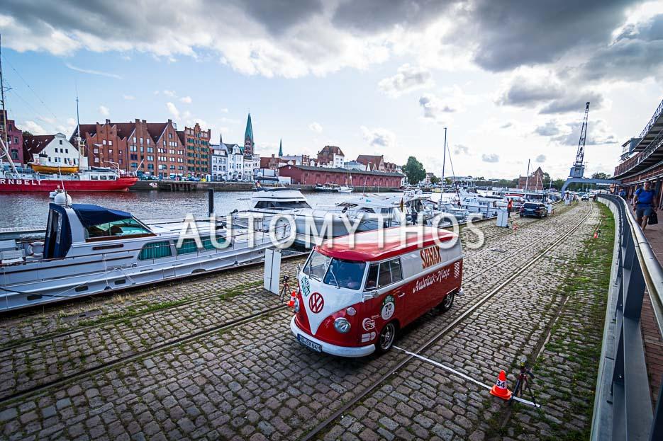 Automythos   10. Hamburg Berlin Klassik 2017   70   Dirk Hattenhauer & Tim Lücke   Volkswagen Transporter T1
