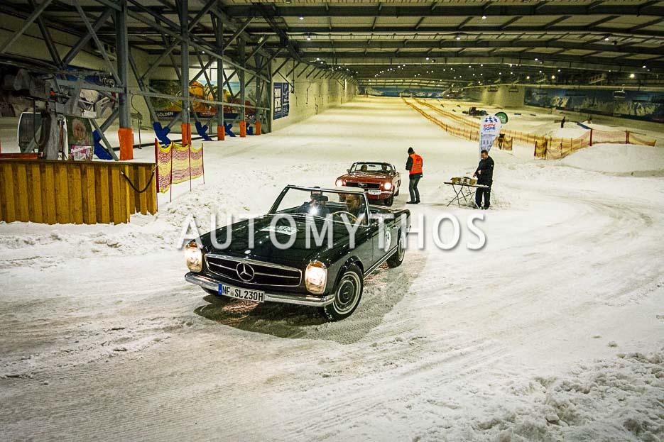 Automythos | 10. Hamburg Berlin Klassik 2017 | 74 | Rainer Jessen & Norman Scotti | Mercedes-Benz 230 SL