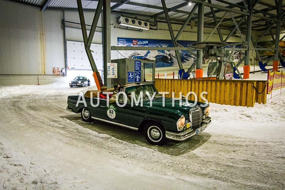 Automythos | 10. Hamburg Berlin Klassik 2017 | 83 | Prof. Dr. Alexander Gunther Friedrich & Stephan Friedrich | Mercedes-Benz 250 SE Cabriolet