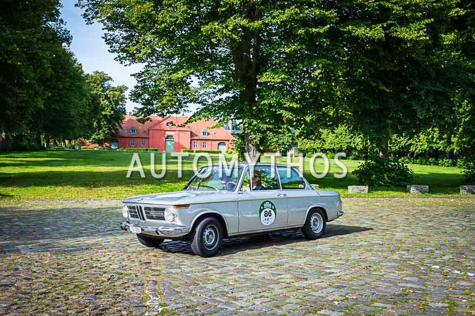 Automythos | 10. Hamburg Berlin Klassik 2017 | 86 | Justine Eberhart & Timon Kaspar | BMW 1600 ti