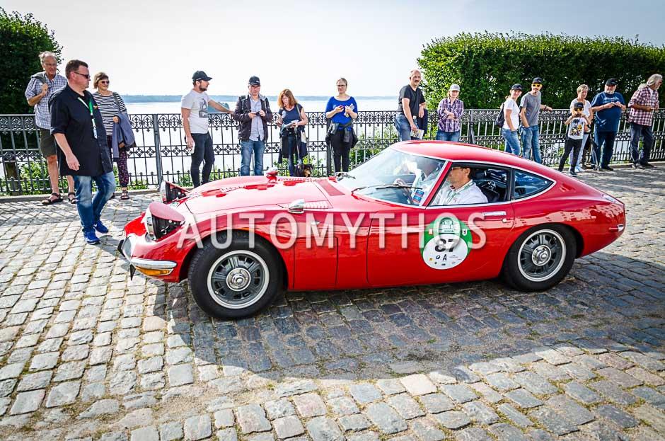 Automythos | 10. Hamburg Berlin Klassik 2017 | 87 | Tom Fux & Thomas Schalberger | Toyota 2000GT
