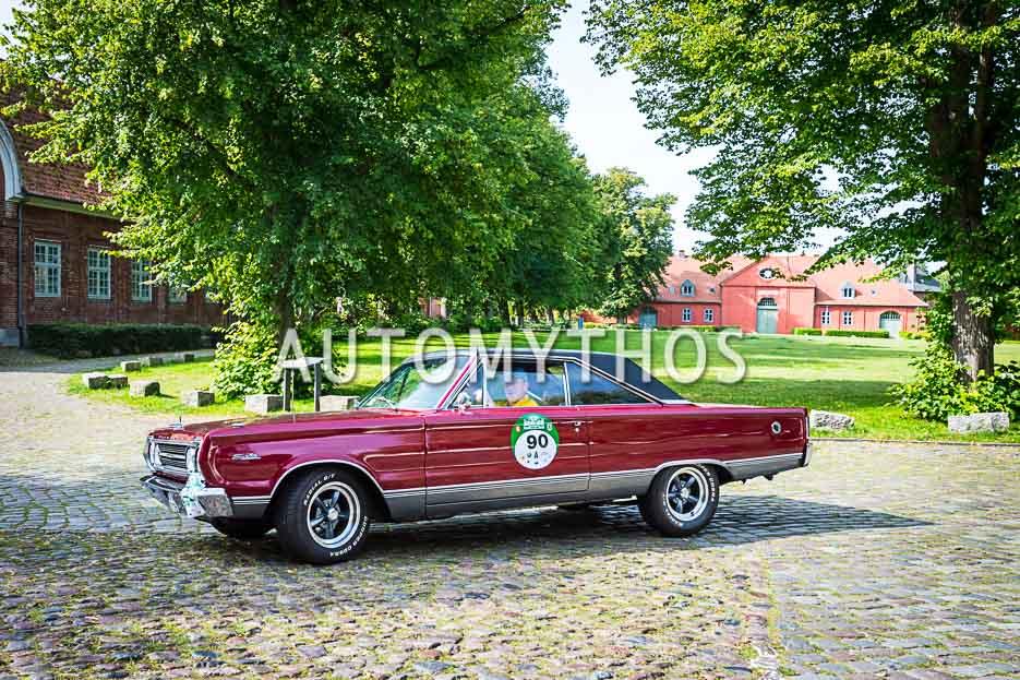 Automythos | 10. Hamburg Berlin Klassik 2017 | 90 | Peter Klink & Franziska Türk | Plymouth Belvedere