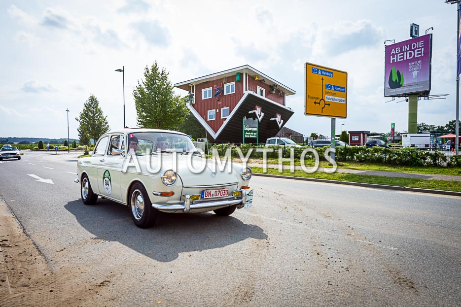 Automythos | 10. Hamburg Berlin Klassik 2017 | 94 | Sebastian Janssen & Heike Janssen | Volkswagen 1600