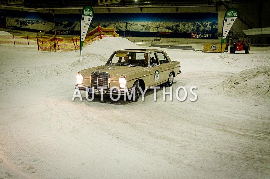 Automythos | 10. Hamburg Berlin Klassik 2017 | 102 | Erik Ewald Schillig & Gerrit Schillig | Mercedes-Benz 280 SE