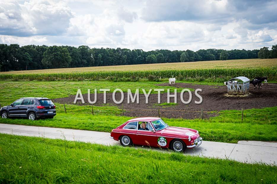Automythos | 10. Hamburg Berlin Klassik 2017 | 104 | Rainer Staudt & Ursula Staudt | MG B