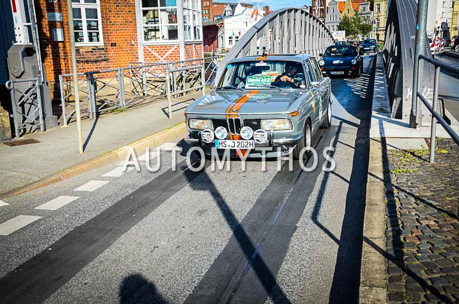 Automythos | 10. Hamburg Berlin Klassik 2017 | 105 | Volker Hakenes & Karl-Heinz Pawelzik | BMW 2000tii