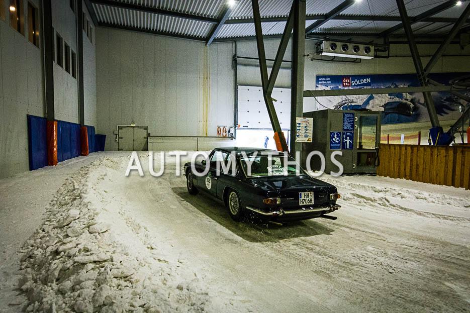 Automythos | 10. Hamburg Berlin Klassik 2017 | 108 | Reinhard Siegmeier & Eva Siegmeier | Maserati Mexico