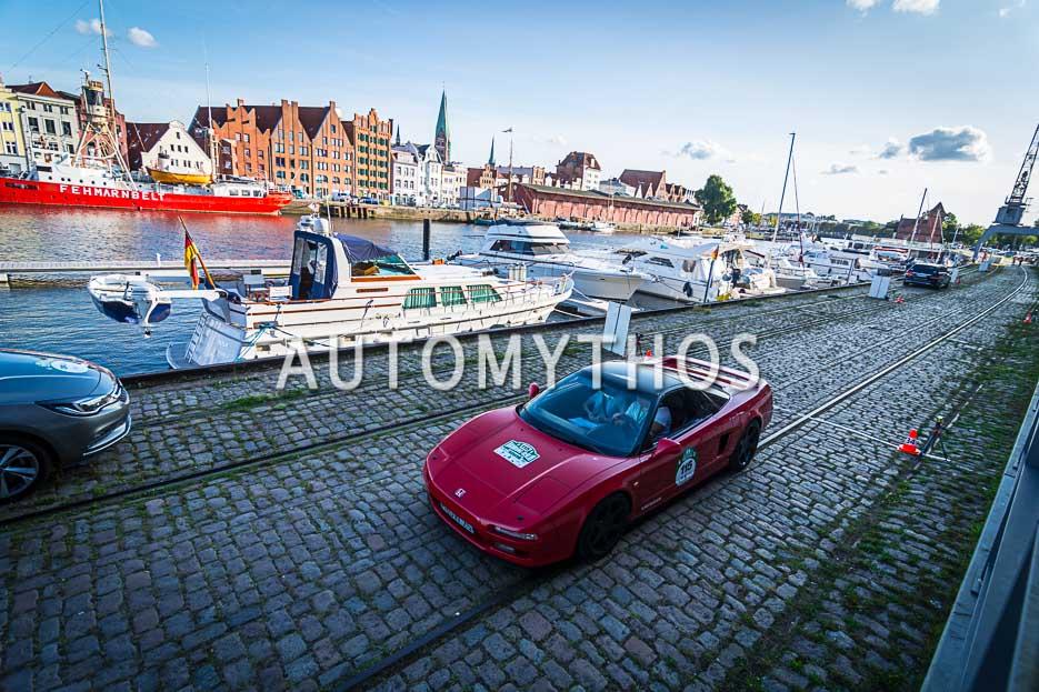 Automythos | 10. Hamburg Berlin Klassik 2017 | 115 | Alexander Weber & Aylin Berkefeld | Honda NSX
