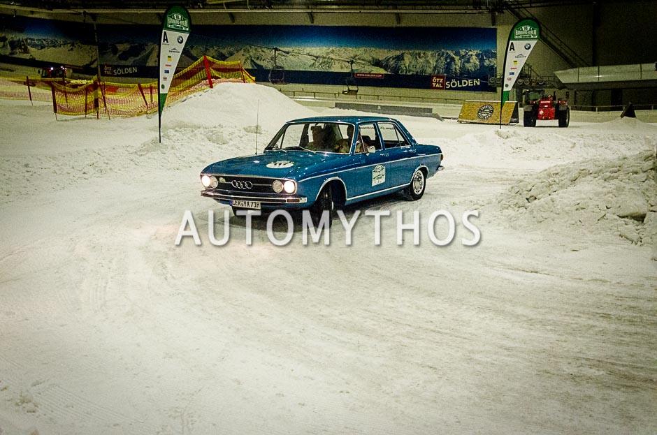 Automythos | 10. Hamburg Berlin Klassik 2017 | 117 | Willi Nientker & Christel Nientker | Audi 100 LS