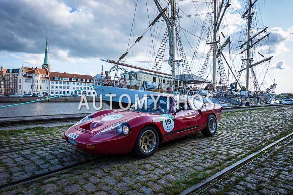 Automythos | 10. Hamburg Berlin Klassik 2017 | 119 | Hans-Peter Blandow & Verena Blandow | Thurner RSR