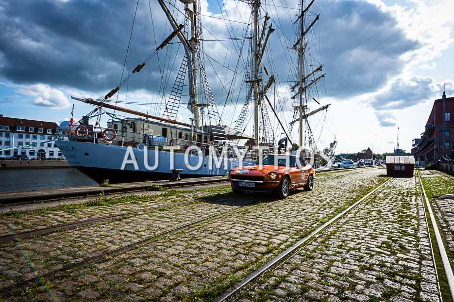 Automythos | 10. Hamburg Berlin Klassik 2017 | 120 | Kai-Uwe Matthies & Sigrid Matthies | Datsun 240Z