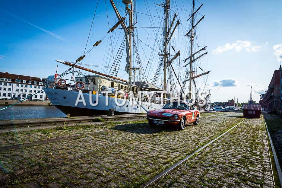 Automythos | 10. Hamburg Berlin Klassik 2017 | 123 | Maximilian Bitter & Oliver Franz | Datsun 240Z