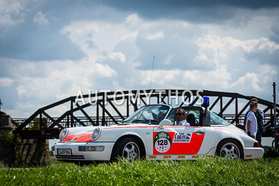 Automythos | 10. Hamburg Berlin Klassik 2017 | 128 | York Prinz zu Schaumburg-Lippe & Jochen Fischer | Porsche 964 Targa