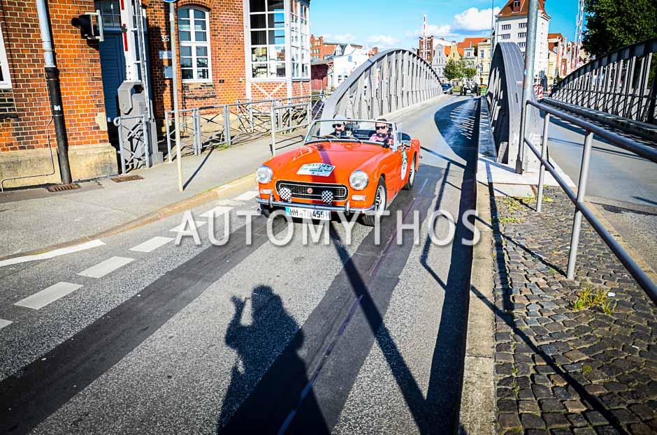 Automythos | 10. Hamburg Berlin Klassik 2017 | 131 | Tobias Löwe & Robert Fischer | MG Midget