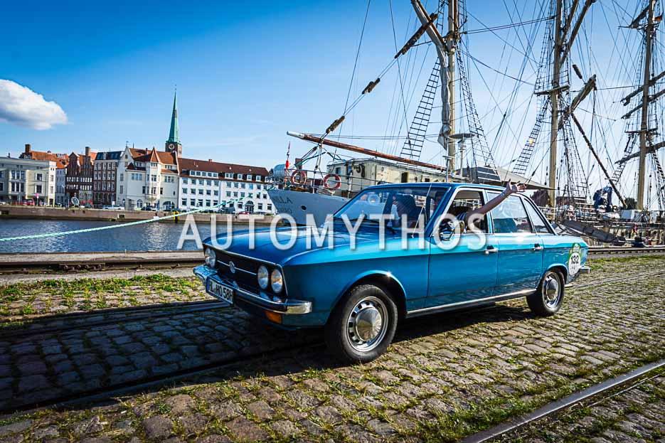 Automythos | 10. Hamburg Berlin Klassik 2017 | 132 | Francesca Oldenburg & Dr. Martina Jordan-Oldenburg | Volkswagen K 70