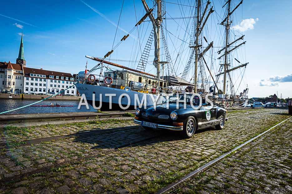 Automythos | 10. Hamburg Berlin Klassik 2017 | 136 | Dr. Ulrich Gatzemeier & Dr. Christiane Gatzemeier | Volkswagen Karmann-Ghia