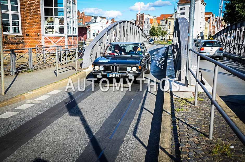 Automythos | 10. Hamburg Berlin Klassik 2017 | 138 | Fritz Geiger & Martin Wirth | BMW 3.0 Si