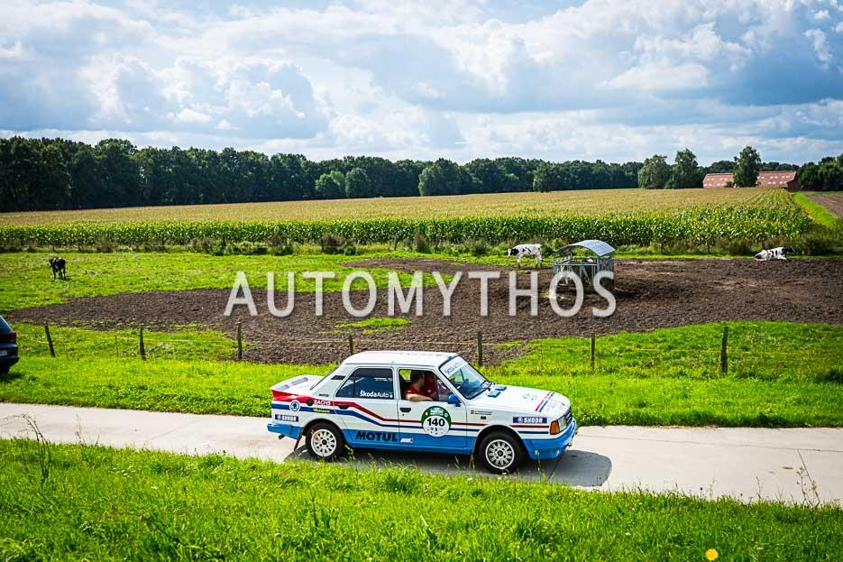 Automythos | 10. Hamburg Berlin Klassik 2017 | 140 | Matthias Kahle & Hinnerk Schönemann | Skoda 130 LR