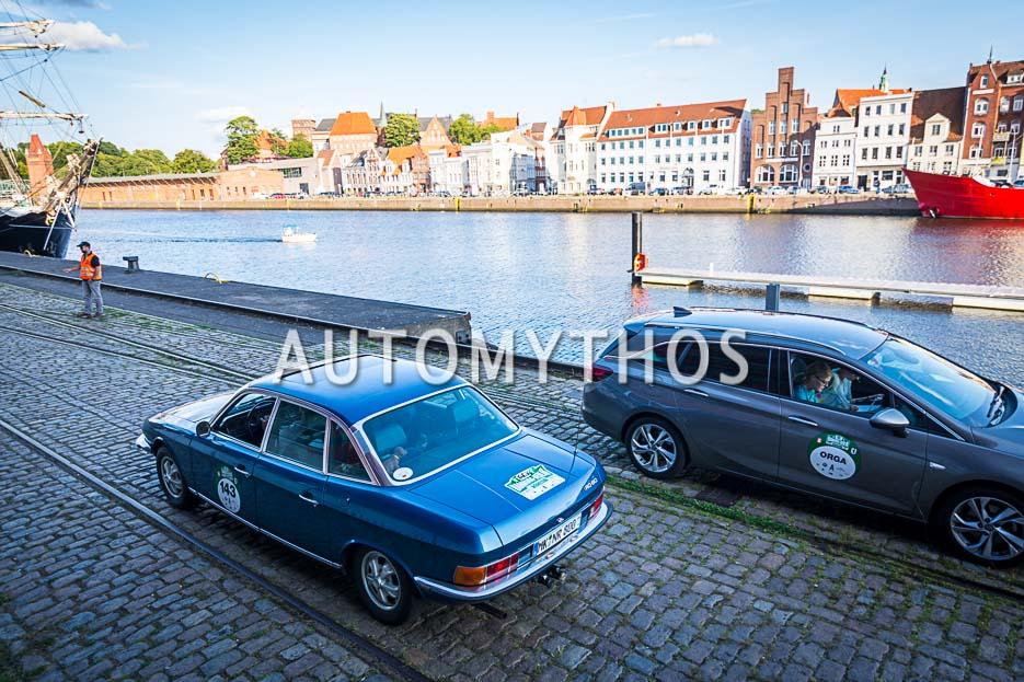 Automythos | 10. Hamburg Berlin Klassik 2017 | 143 | Christian Göckeler & Christina Prior | NSU Ro 80