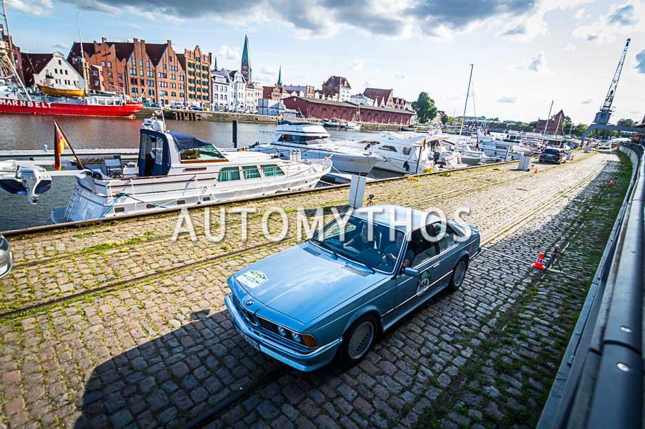 Automythos | 10. Hamburg Berlin Klassik 2017 | 144 | Peter Riegel & Olivia Teel | BMW 630 CS