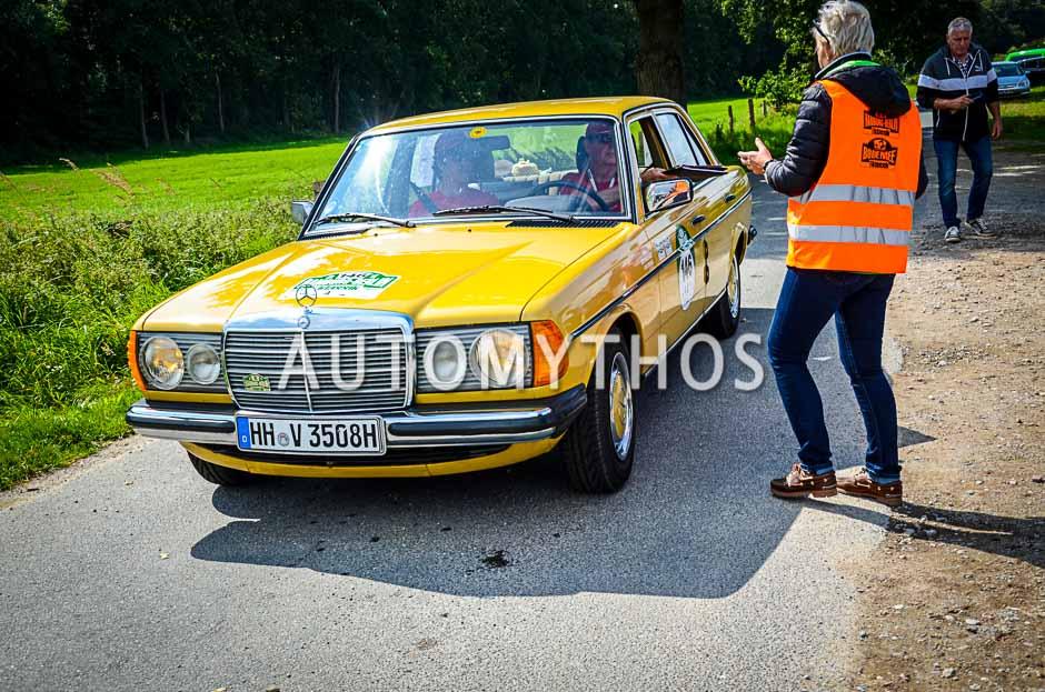 Automythos | 10. Hamburg Berlin Klassik 2017 | 146 | Jens Engelhardt & Luca Stickler | Mercedes-Benz 200